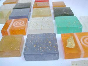Мыло-шампунь своими руками из основы для мыло