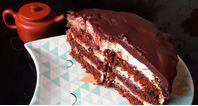 Рецепт шоколадного бисквита