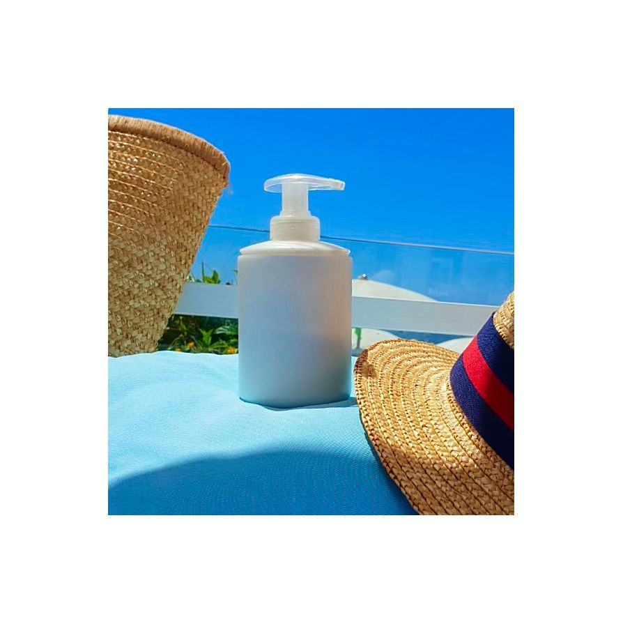 Защита для волос и кожи летом